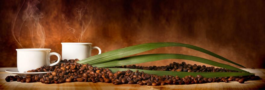 café en cuisine