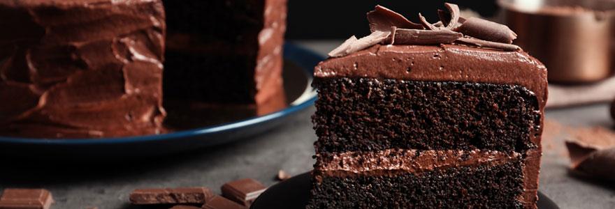 Achat de gâteaux